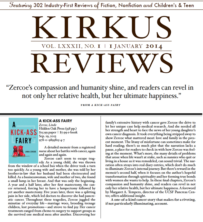 Zercoe Kirkus Reviews 2