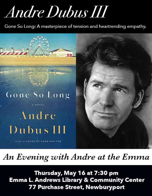 Flyer for Andre at Emma2
